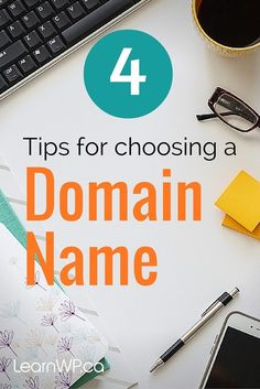 Choosing a good domain name is becoming harder and harder. So many times you…