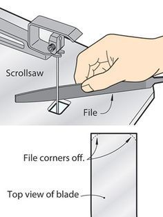 Even more shop-tested scrollsaw tips from scrollers around the country.