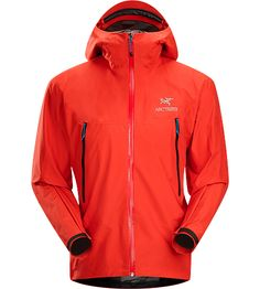 Arc'teryx Alpha SL jacket : lightweight, waterproof GORE-TEX PacLite -- have one of these -- great jacket!