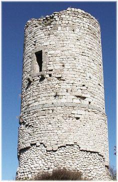 Torre di Borgo Sperone: Gioia dei Marsi #Marsica #Abruzzo