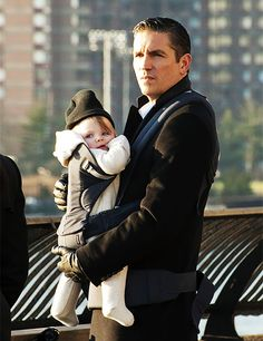 I love this picture of Jim Caviezel from Person of Interest. :)