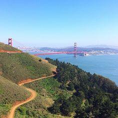 san francisco! // golden gate bridge!