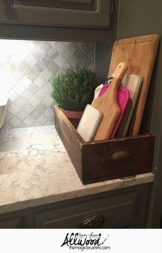 New Vintage Kitchen Ideas  #vintagekitchendecor