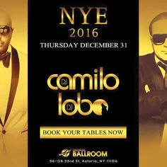 Melrose Ballroom - VIP & Birthday Packages Available. Thursday December 31st New Years Eve at Melrose Ballroom Astoria 36-08 33rd st, Queens NY 11106