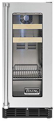 "Dream kitchen: 15"" Beverage Center (VBCI) in Stainless Steel - Viking Range, LLC"