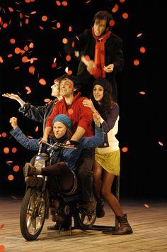 Tempête sous un crâne: les talentueux Misérables de Jean Bellorini