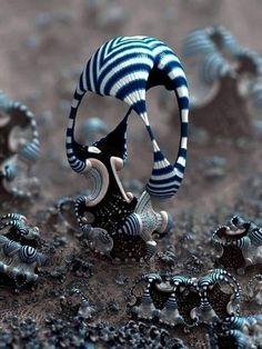 Underwater Creatures, Underwater Life, Ocean Creatures, Beautiful Sea Creatures, Animals Beautiful, Sea And Ocean, Patterns In Nature, Sea World, Psychedelic Art