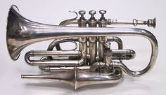 W. Brown & Sons  Echo Cornet | Musical Instruments: Brass