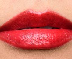 MAC Cockney Satin Lipsticks Reviews, Photos, Swatches