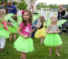 Decoración de Fiestas Infantiles de Tinker Bell y Peter Pan . Si tu hijo es un amante de Tinker Bell y Peter Pan probablemente quiera decor...