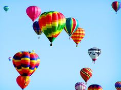 Tax trivia: Kansas imposes a tax on tethered hot air balloon rides. Un-tethered rides are considered tax exempt transportation.