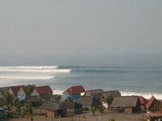 Rio Nexpa, el punto de surf que he visitado, por sus olas, por su belleza natural!