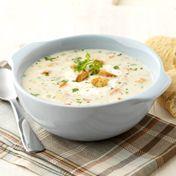 Creamy Ranch Potato Soup Recipe from Marzetti