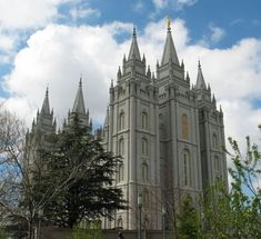 Slc mormon tempel - Jesu Kristi Kirke af Sidste Dages Hellige - Wikipedia, den frie encyklopædi