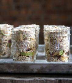 apple + sage + oat crisp ... in a jar! | gf + vegan — whats cooking good looking