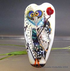 Lampwork Glass Beads and Jewelry : Born of Fire