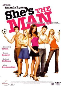 She's the Man (2006) Regarder She's the Man (2006) en ligne VF et VOSTFR. Synopsis: L'équipe féminine de foot de Viola ne fera pas sa rentrée cette année. Profitant d...