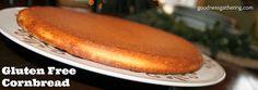 Gluten Free Cornbread #homemade #recipe #cornbread #southernrecipe #glutenfree