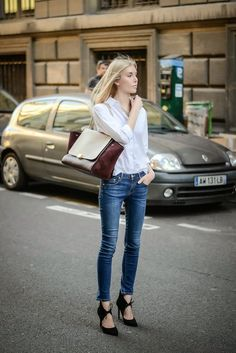 OUTFIT: KEEPING IT SIMPLE | STYLE PLAZA