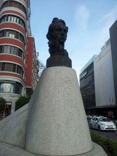 Francisco de Goya. C/ Alcalá, 98