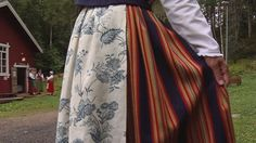 Folk Costume, Costumes, Folk Clothing, Folklore, Traditional Outfits, Tie Dye Skirt, Magic, Culture, Embroidery