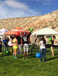 David Wargo introducing Movement360 to new clients at Boxtoberfest Crossfit Games; #Movement360 #Fitness