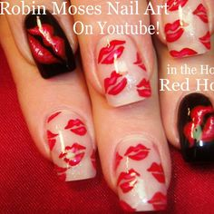 Learn how in my hot playlist Up today on YouTube! https:www.youtube.com/user/robinmosesnailart #nailartdesigns #nailartideas #nails #divanails #nailswag #nailstagram #ignails #instahub #ignails...