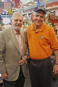 """""""In my estimation Milo Hamilton was the best broadcaster that ever lived, but he was an even better human being. God bless you Milo. """" - Jim """"Mattress Mack"""" McIngvale 