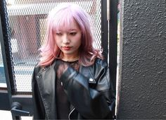 WEBSTA @ jooji99 - 2016 hair Photo  172「tokyo 「 pink」#haircolor#外国人風カラー#헤어스타그램#염색#헤어스타일#뷰스타그램 #헤어스타일#미용실#염색#ハイトーン#ホワイトブリーチ#ブリーチ#manicpanic#art#creation#マニックパニック#hair#colorfulcolor#pastelcolor#pinkhair#portraits #photography #photographer