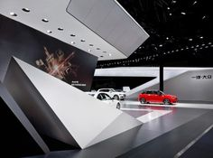 Audi - Auto China 2014 | Schmidhuber | Exhibition Design