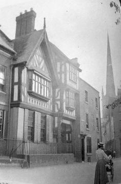 Drapers Hall, Shrewsbury, Shropshire.