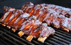 You know what's gluten free? Ribs.  @thekitchentool