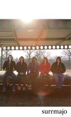 band photos- www.considerthebirds.com