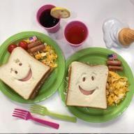 料理が苦手なぺこ、手作り朝食公開で周囲がざわついた