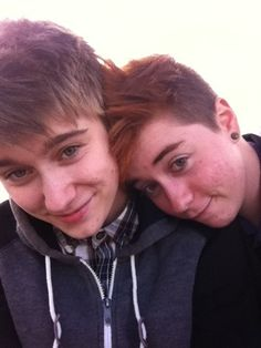 Alex and jake