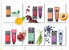 #APIVITA's innovative#masks&#scrubsare inspired by the#Mediterraneannutrition rich in fruits,cereals,honey & vegetablesTry them today!