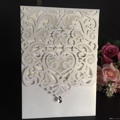 2016 Luxury Muti Colors Special Rhinestone Decorated Personalized Invitation Limited Volume with Special Offer Wedding Invitations Christmas Cards Greeting Cards Online with $1.24/Piece on Cryastal's Store | DHgate.com