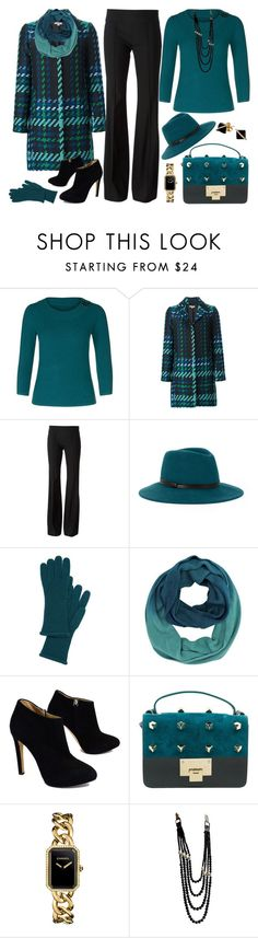 """Untitled #2867"" by emmafazekas ❤ liked on Polyvore featuring Precis Petite, P.A.R.O.S.H., Michael Kors, BCBGMAXAZRIA, Halogen, Giuseppe Zanotti, Jimmy Choo, Chanel and Madyha Farooqui"