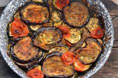 Grillezett zöldségköret recept
