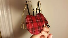Bagpipe Christmas Ornament by KrisMusicAndMore on Etsy