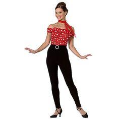Sock Hop Costume
