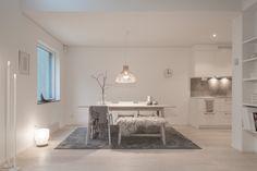 Vårvetet. Kedjehus i Hagsätra, Stockholm. Arkitekt: Sweco Architects Foto: Henning Peinerud