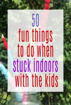 books papers and things 50 fun things to do when stuck indoors with the kids - how to make thevvery most of times wehn you just cannot get out and about Teaching Plan, Family Budget, Free Fun, Indoor Activities, How To Make Paper, Ways To Save, Healthy Kids, Parenting Advice, Kids Playing