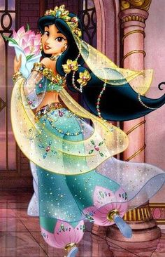 Photo of Princess Jasmine for fans of Disney Princess 6222909 Walt Disney, Disney Amor, Heros Disney, Disney Girls, Disney Magic, Disney Characters, Punk Disney, Princesa Disney Jasmine, Disney Princess Jasmine