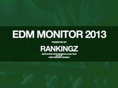EDM Monitor 2013 - DJs Free Preview