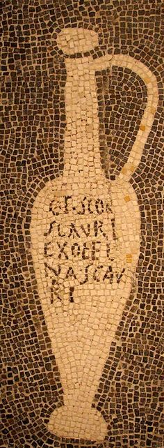 A brief history of vinegar. garum in ancient rome