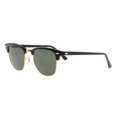ba0aa28fb9cbf6 Ray Ban Clubmaster Sunglasses Black  mainlinemenswear Clubmaster  Sunglasses, Ray Ban Sunglasses, Mens Fashion