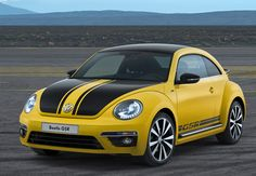 The Beetle GSR - Google Search. Totally obssessed with the new/old silhouette. The body style=love