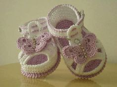 Open Toe Butterfly Sandals by AngelicCreatBoutique on Etsy, $16.00