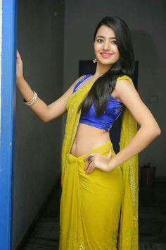 Yellow saree pe Dil aa gaya
